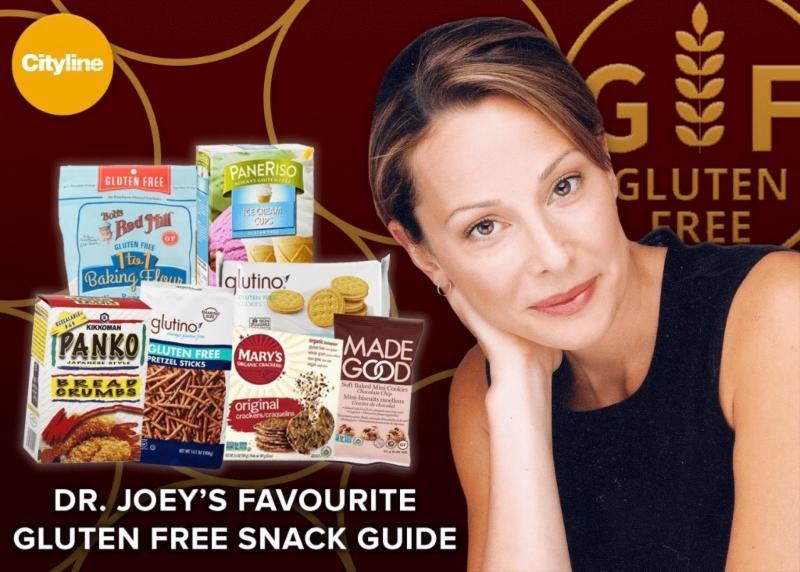 Favourite gluten free snack guide