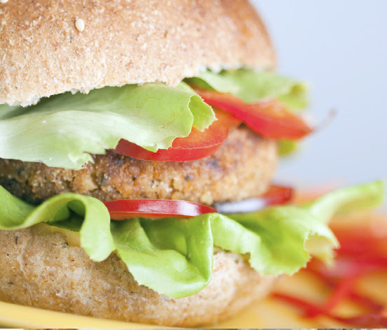 Homemade chicken burgers | Shulman Weightloss