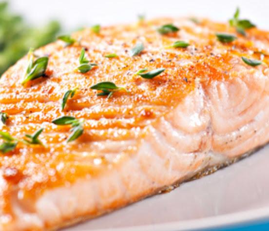 Maple tamari salmon | Shulman Weightloss