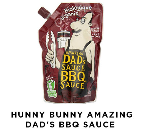 Hunny Bunny amazing dads bbq sauce