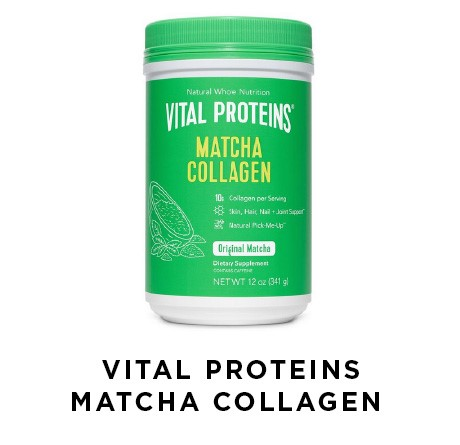 Vital Proteins Matcha Collagen | Shulman Weightloss