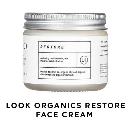 Look Organics Restore Face Cream | Shulman Weightloss