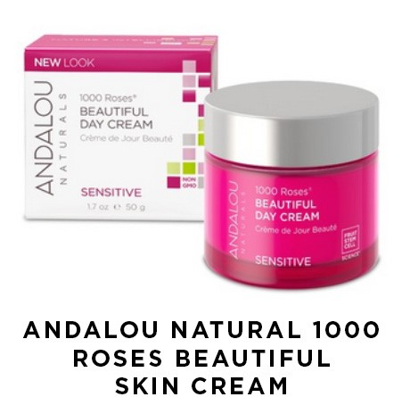 Andalou Natural 1000 Roses Beautiful Skin Cream | Shulman Weightloss