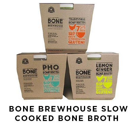 Bone Brewhouse Slow Cooked Bone Broth