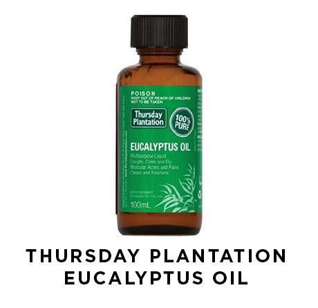 Thursday Plantation Eucalyptus Oil