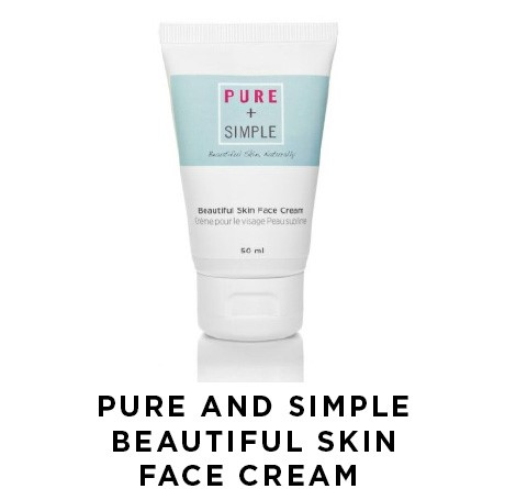 Pure and Simple Beautiful Skin Face Cream