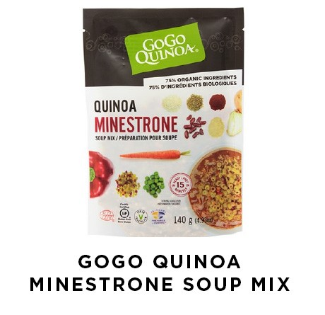 Gogo Quinoa Minestrone Soup Mix