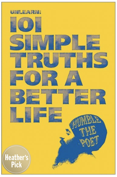101 simple truths for a better life by Humble the Poet | Shulman Weightloss