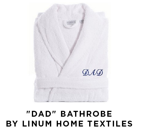 Dad Bathrobe