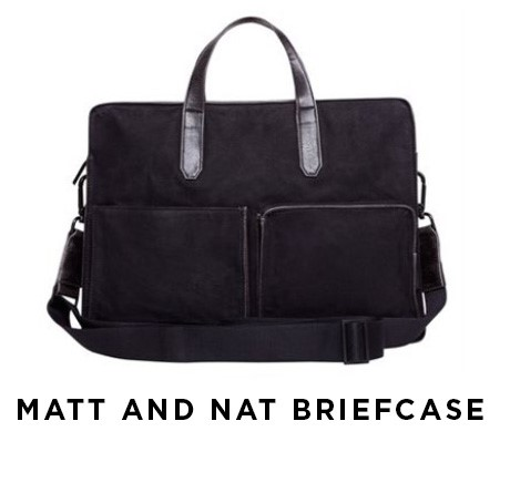 Matt and Nat Briefcase