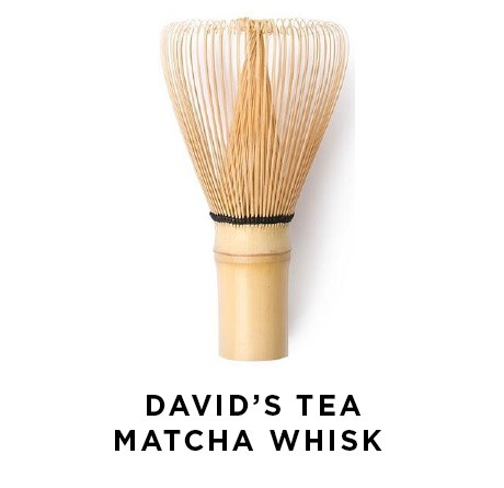 David's Tea Matcha Whisk | Shulman Weightloss