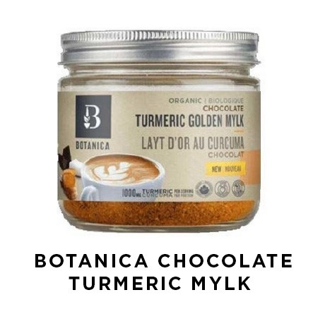 Botanica Chocolate Turmeric Mylk | Shulman Weightloss