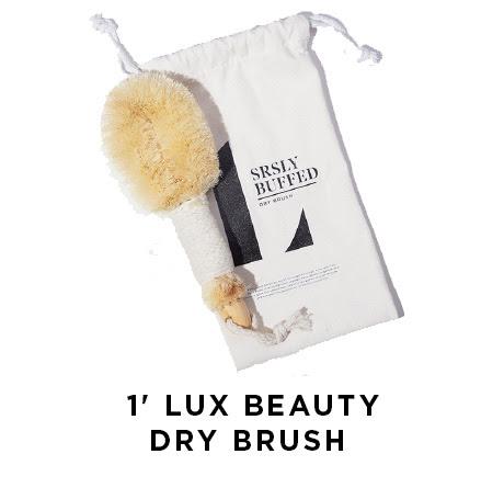 Lux Beauty Dry Brush | Shulman Weightloss