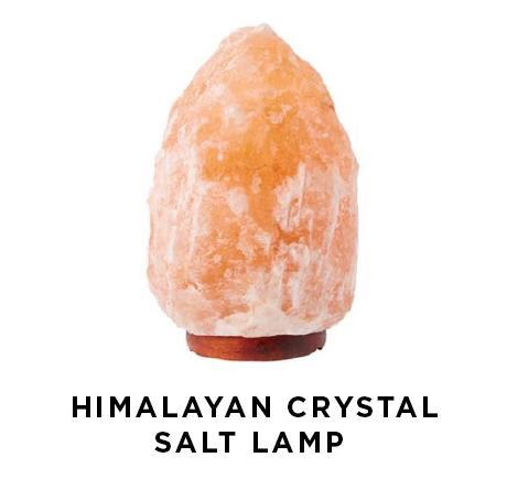 Himalayan Crystal Salt Lamp | Shulman Weightloss