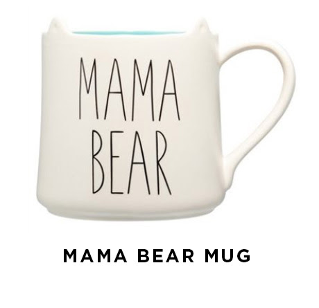 Mam Bear Mug | Shulman Weightloss