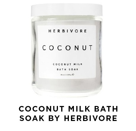 Coconut Milk Bath Soak by Herbivore