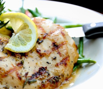 Lemon Parsley Chicken