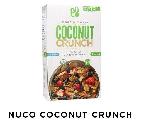 Nuco Coconut Crunch
