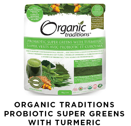 Organic Traditions Probiotic