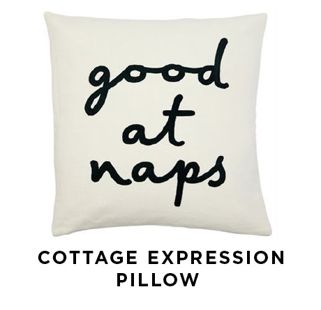 Cottage Expression Pillow