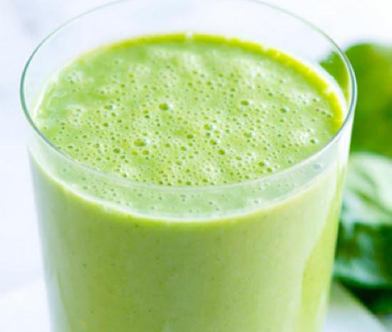 Antioxidant boosting green smoothie   Shulman Weightloss