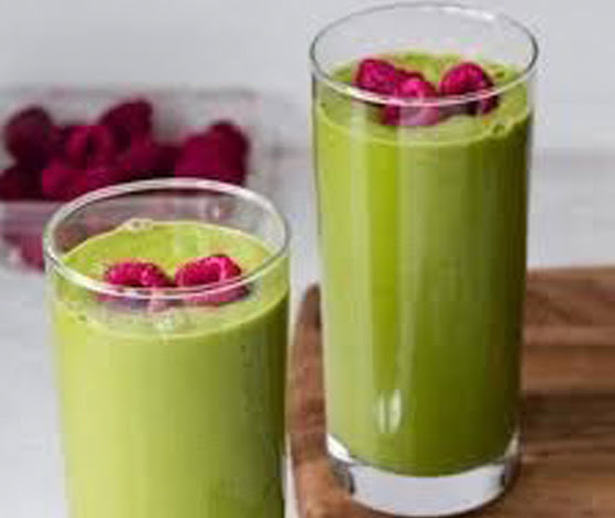 Detoxifying green smoothie | Shulman Weightloss