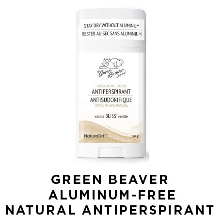 green beaver aluminum-free natural antiperspirant