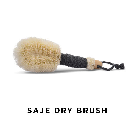 Saje dry brush