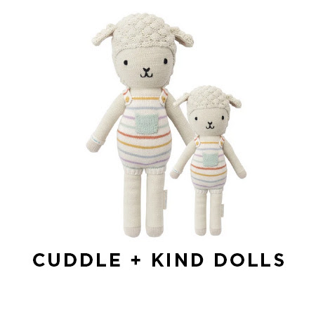 cuddle kind dolls