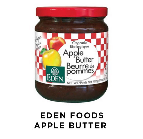 Eden foods apple butter